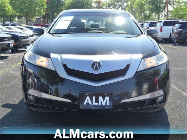Pre-Owned 2009 Acura TL Base