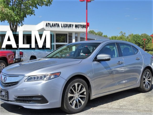 2016 Acura Tl >> Pre Owned 2016 Acura Tlx Base Fwd 4dr Car