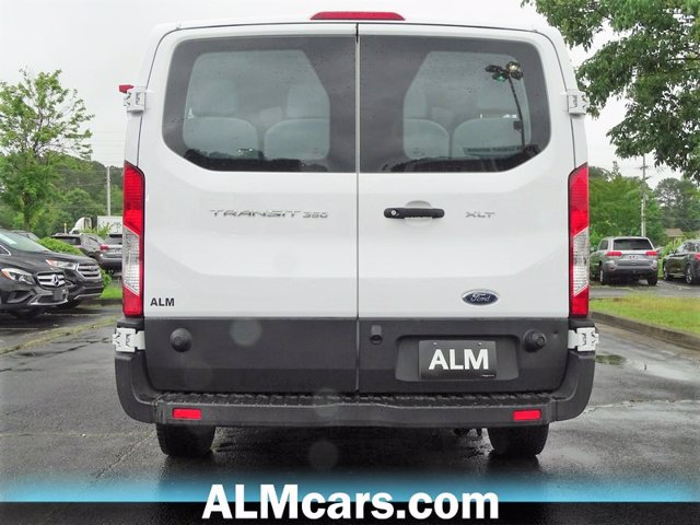 Pre-Owned 2019 Ford Transit Passenger Wagon 350 XLT