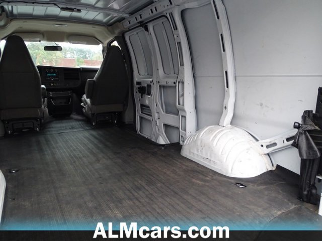 Pre-Owned 2019 Chevrolet Express Cargo Van 2500