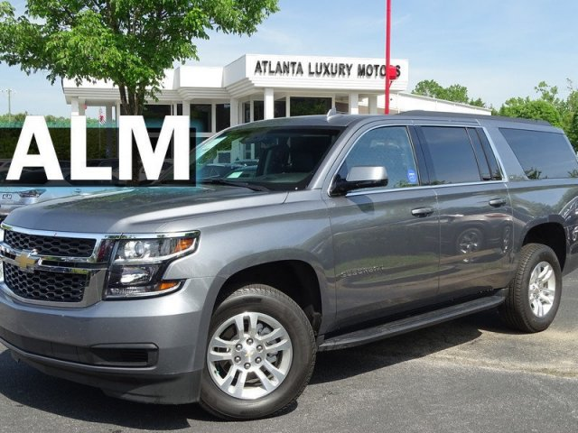 Pre-Owned 2019 Chevrolet Suburban LT RWD Sport Utility