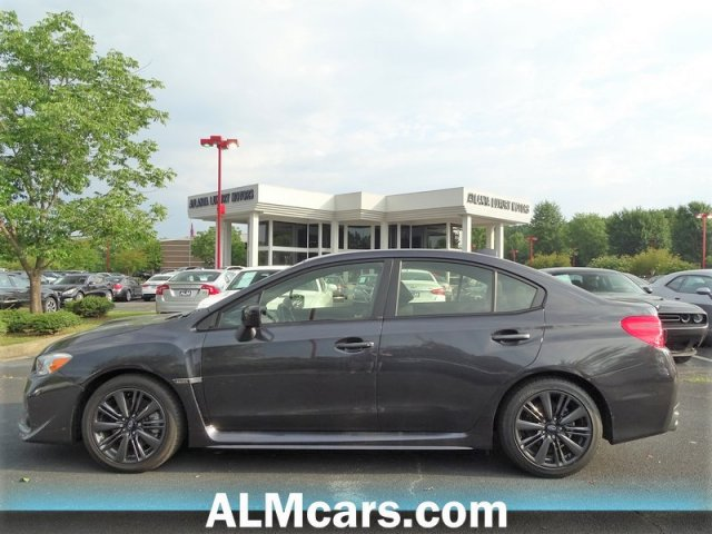 Pre-Owned 2017 Subaru WRX Base