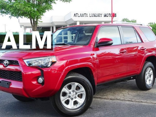 Pre-Owned 2016 Toyota 4Runner SR5 Premium With Navigation & 4WD