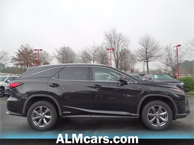 Pre-Owned 2018 Lexus RX Base