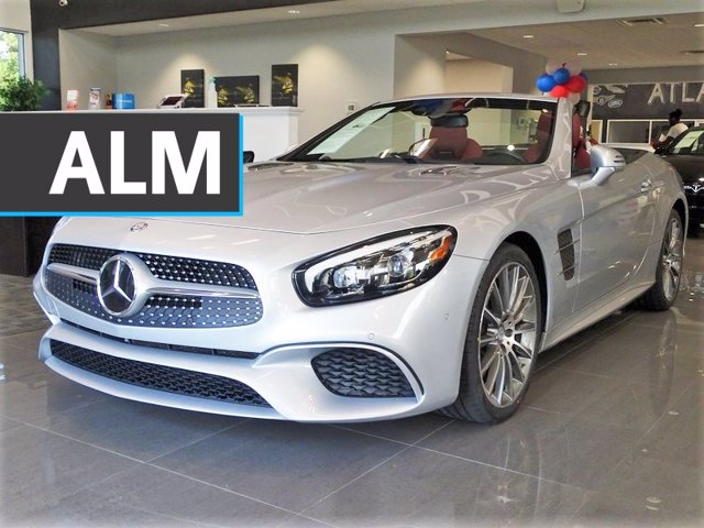 Pre-Owned 2017 Mercedes-Benz SL SL 450