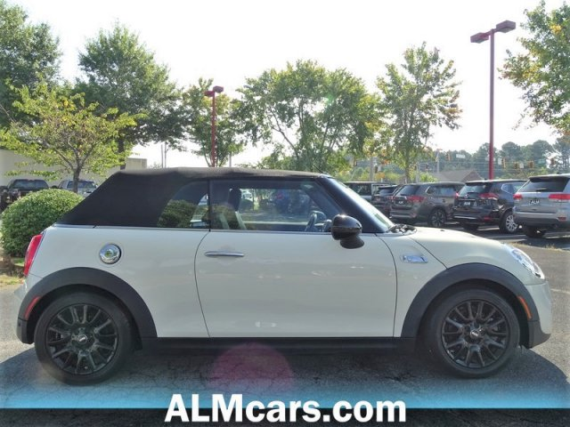 Pre-Owned 2016 MINI Cooper Convertible S