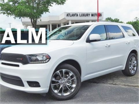 Pre-Owned 2019 Dodge Durango GT Plus AWD Sport Utility