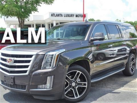 Pre-Owned 2016 Cadillac Escalade ESV Luxury Collection 4WD Sport Utility